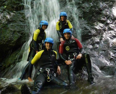 Deporte de aventura pensado en exclusiva para tus gustos