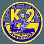 Logotipo de K2 Aventura