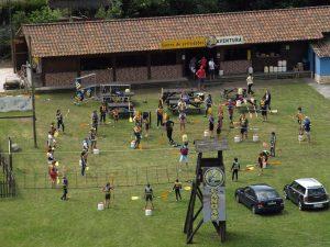 Instalaciones de K2 Aventura en Asturias