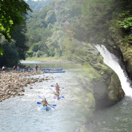 Bajar el Sella y hacer barranquismo en Asturias
