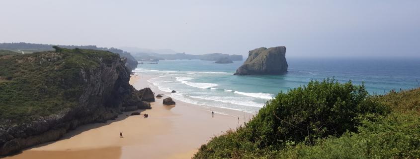 Playa San Martin.